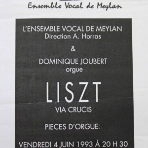 Liszt via Crucis