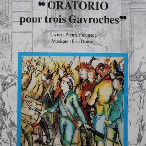 Oratorio pour trois Gavroches