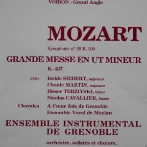 Mozart Grande messe en ut mineur