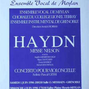 Haydn messe nelson