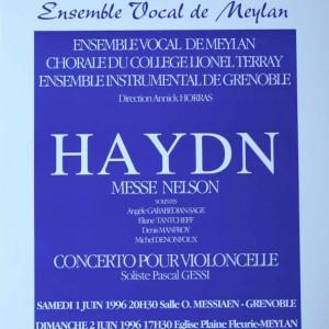 Haydn messe nelson