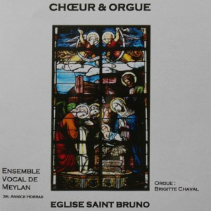 Concert Choeur et orgue 2005