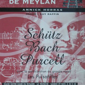 Schiitz Bach Purcell