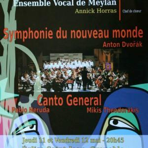 Symphonie du nouveau monde Anton Dvorak