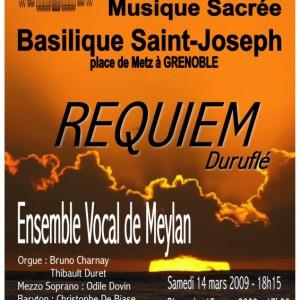 Requiem Duruflé