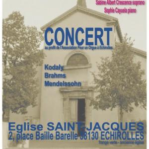 église saint jacques EVM