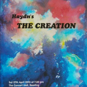 Haydn's the creation