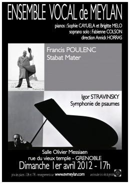 Francis Poulenc Stabat Mater
