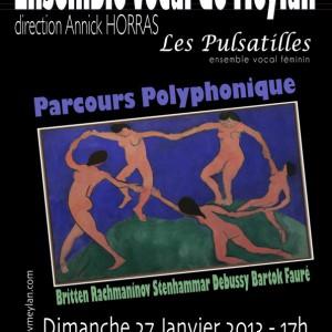 affiche parcours polyphonique