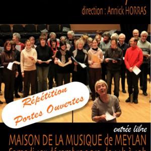 Maison de la musique de Meylan 2012